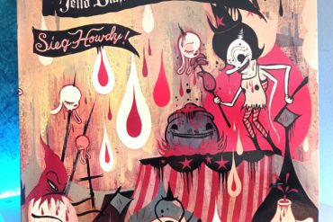 Jello Biafra With The Melvins Sieg Howdy! disco