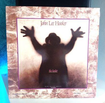 John Lee Hooker The Healer