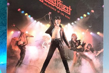 Judas Priest – Unleashed In The East (Live In Japan) disco