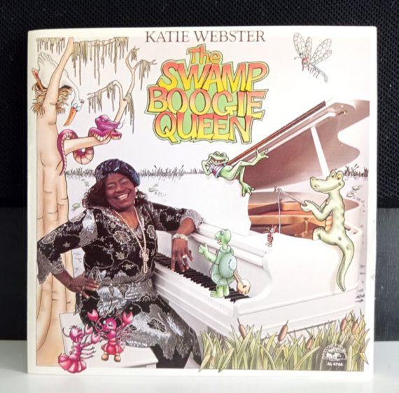 Katie Webster The Swamp Boogie Queen disco