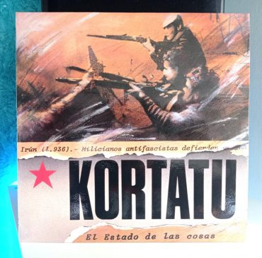 Kortatu El estado de las cosas disco