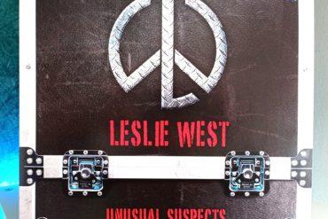 Leslie West – Unusual Suspects disco