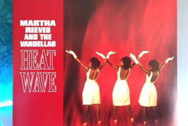 Martha And The Vandellas Heat Wave disco