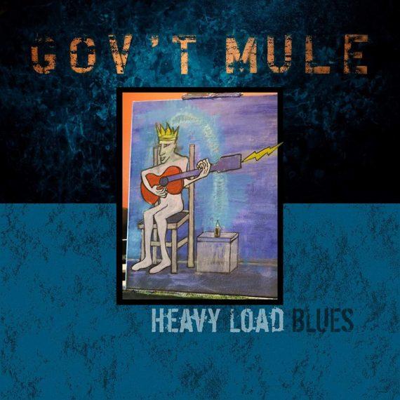 Nuevo disco de Gov't Mule llamado Heavy Load Blues