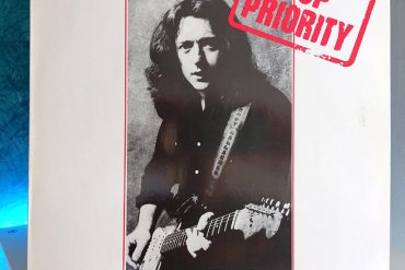 Rory Gallagher – Top Priority disco
