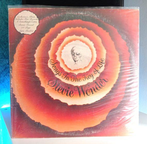 Stevie Wonder Songs In The Key Of Life disco