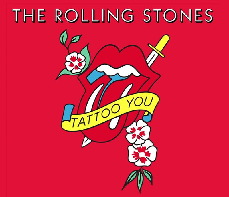 Tattoo You de los Stones celebra su aniversario con una reedición importante