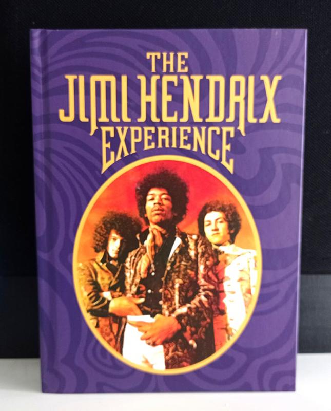 The Jimi Hendrix Experience disco aniversario