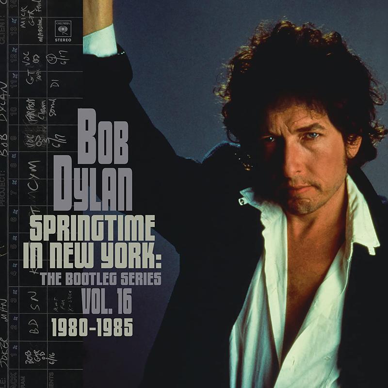 The bootleg series vol. 16 Springtime in New York. Bob Dylan disco reseña review