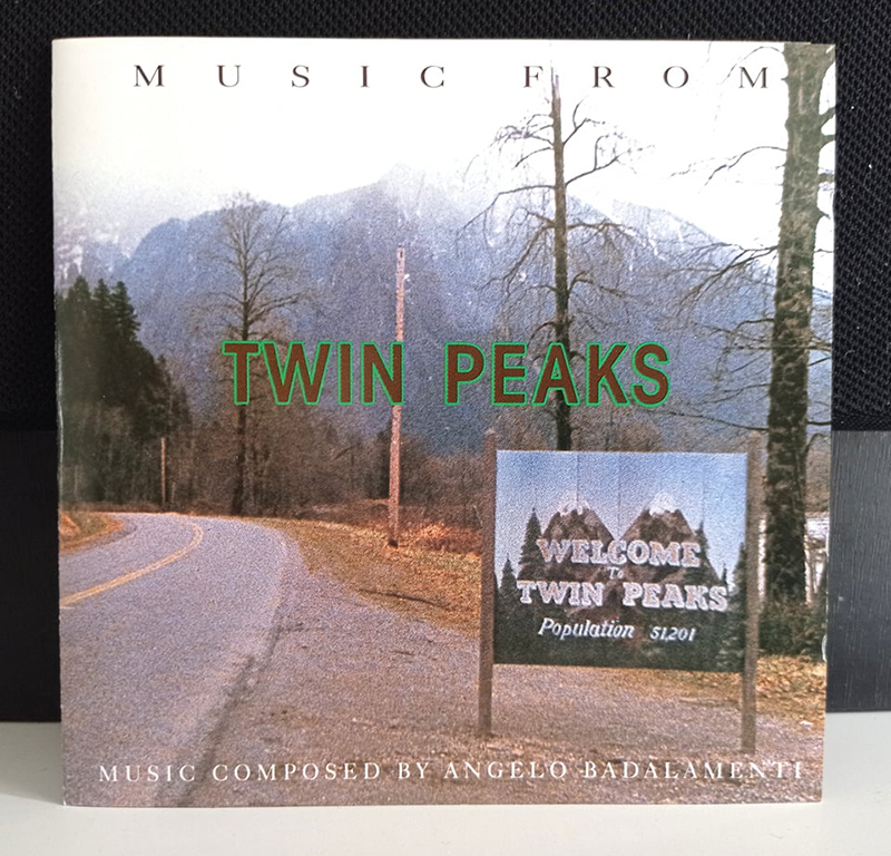 Twin Peaks banda sonora disco