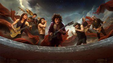 AC/DC el nostálgico videoclip de Through The Mists Of Time