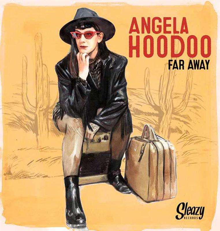 Ángela Hoodoo presenta Far Away