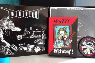 Doom Pretentious Arseholes 7 Inch Collection disco