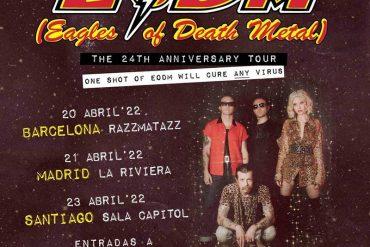 l visitan España en abril 2022