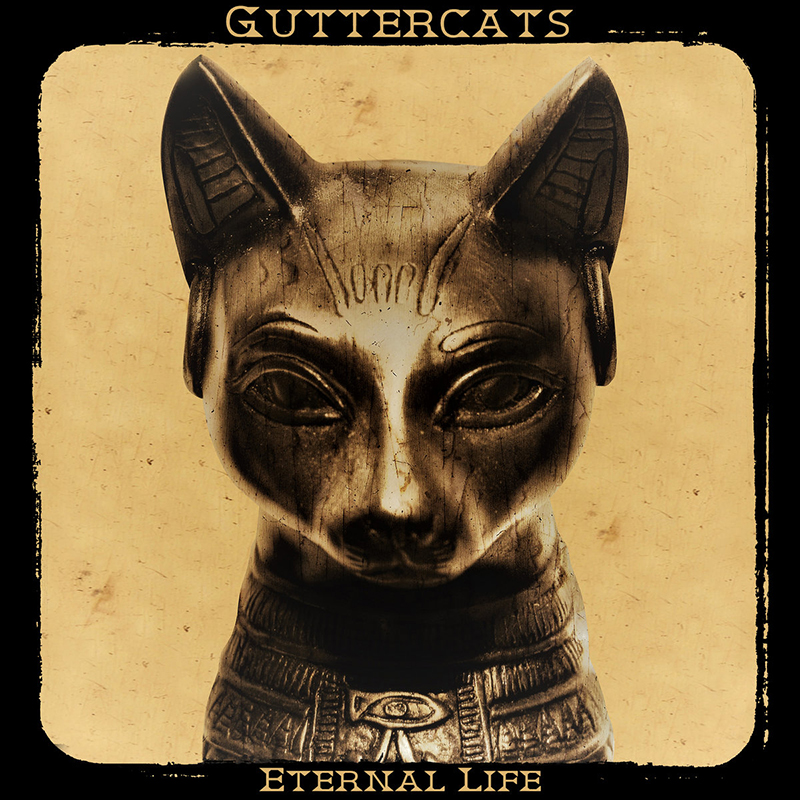 Guttercats publican nuevo disco Eternal Life