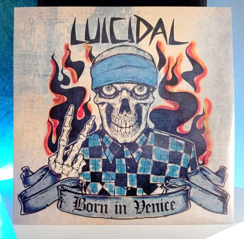 Luicidal Born In Venice disco