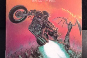 Meat Loaf Bat Out of Hell disco