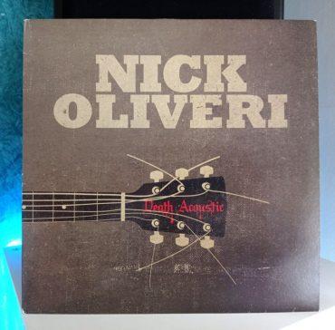 Nick Oliveri Death Acoustic disco