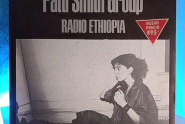 Patti Smith Group Radio Ethiopia disco