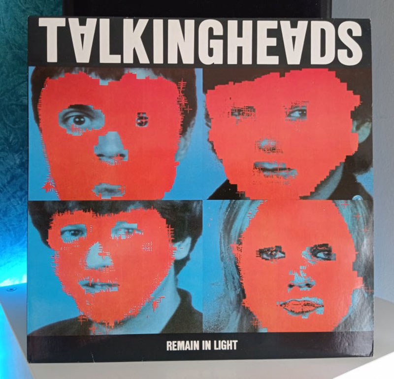 Talking Heads – Remain In Light disco