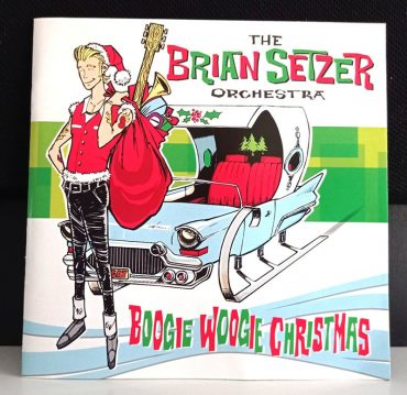 The Brian Setzer Orchestra – Boogie Woogie Christmas disco