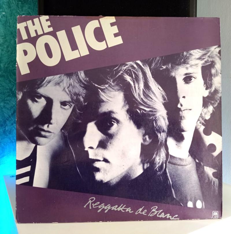 The Police – Reggatta De Blanc disco