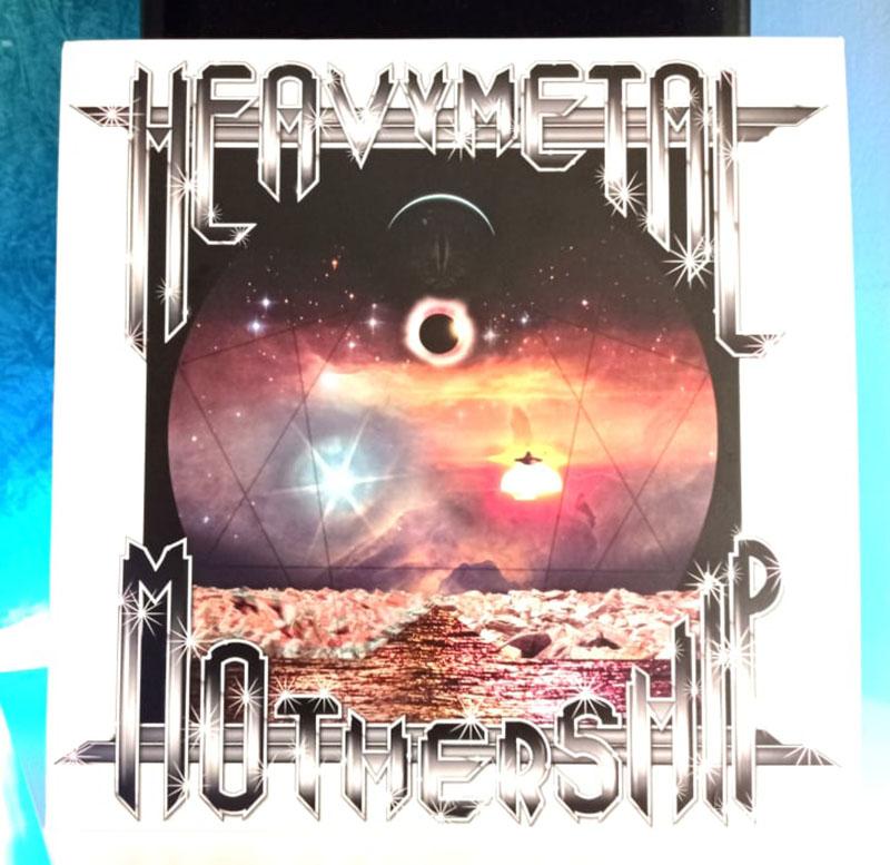 Turn Me On Dead Man – Heavymetal Mothership