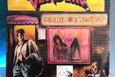 Vendetta Brain Damage disco