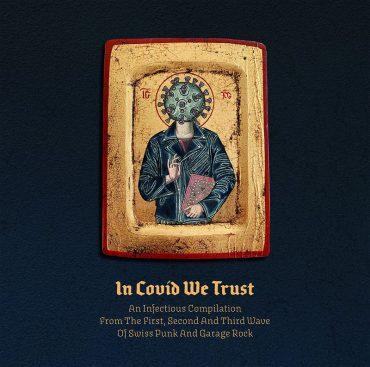 WolfWolf estrenan Black Hole para el recopilatorio de garage y punk suizo In Covid We Trust