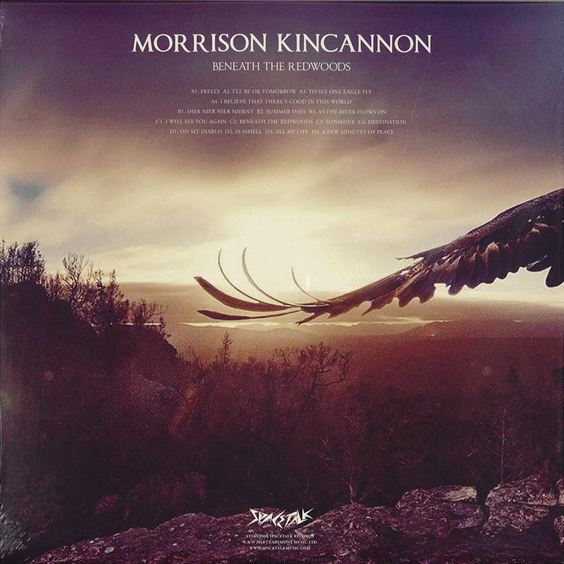 Morrison-Kincannon.-Beneath-The-Redwoods-disco-record-2020