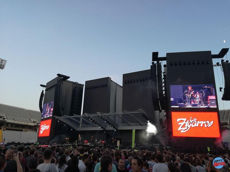 Los Zigarros Rolling Stones Barcelona 2017.90