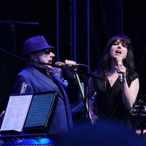 Van Morrison e Imelda May Music Legends Festival Bilbao.