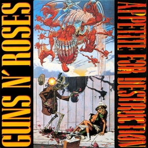 gnr appetite original cover