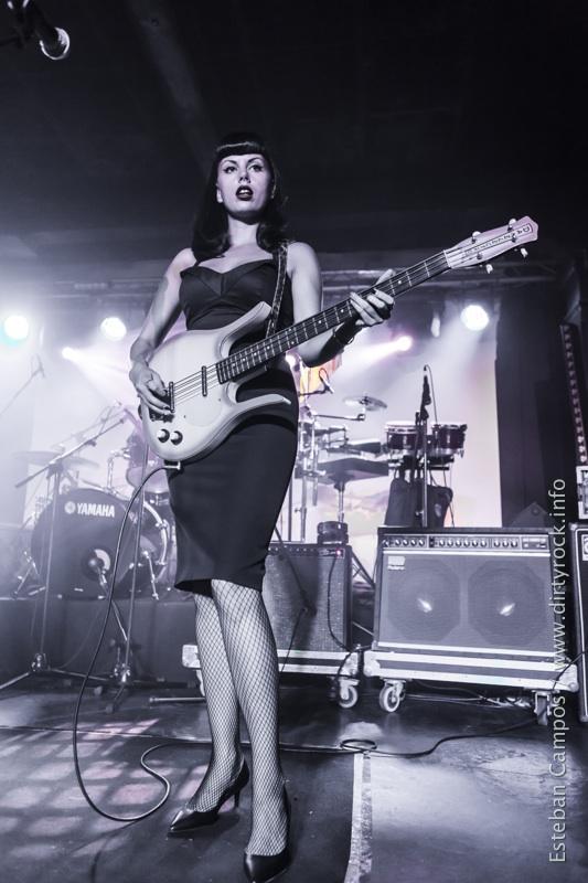 Messer Chups @ Paper Club - Dirty Rock