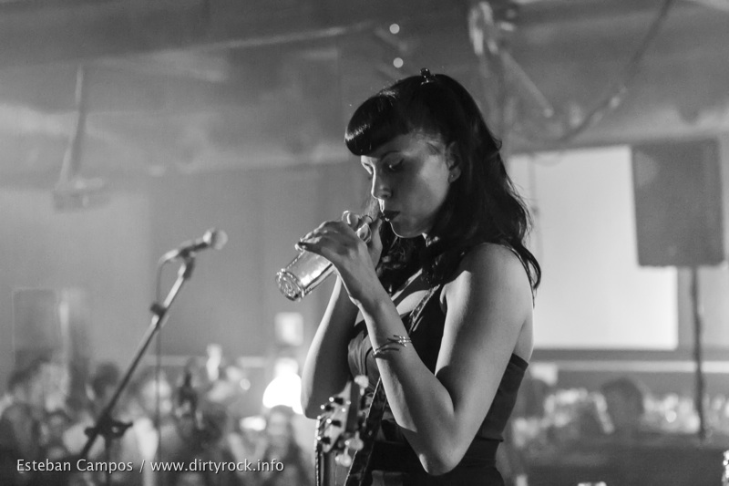 Messer Chups y su sobredosis surfera en The Paper Club