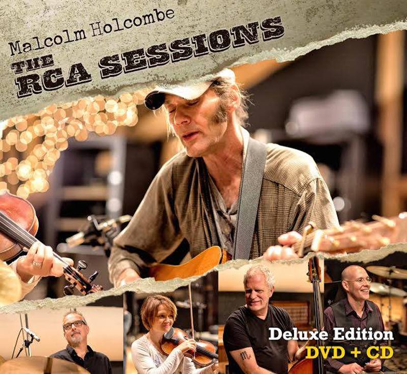 ¿Qué estáis escuchando ahora? - Página 18 Malcolm-Holcombe-The-RCA-Sessions-nuevo-CD-y-DVD