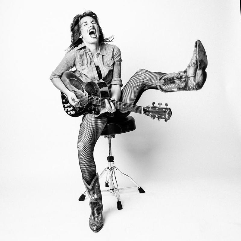 Molly Gene publica nuevo disco Delta Thrash y anuncia gira española en abril 2015. Foto Aaron Bowen