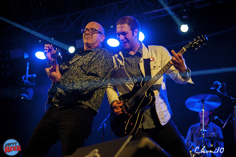 Paul Collins & Kurt Baker Combo. Especial Purple Weekend.1