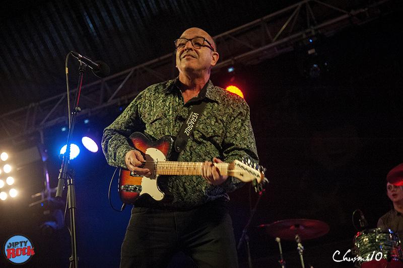 Paul Collins & Kurt Baker Combo. Especial Purple Weekend.2