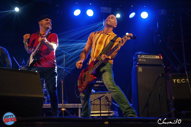 The Model Rockets. Especial Purple Weekend.2