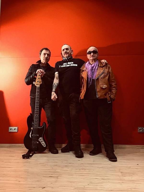 Vuelven La Polla Records 2019